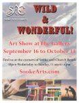 Wild & Wonderful Art Show
